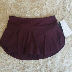 NWT Lululemon Athletic Skirt